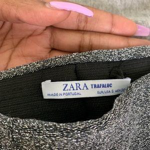 Zara Sparkling pants. Size S